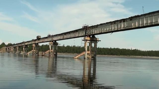the world's most dangerous bridge for trucks